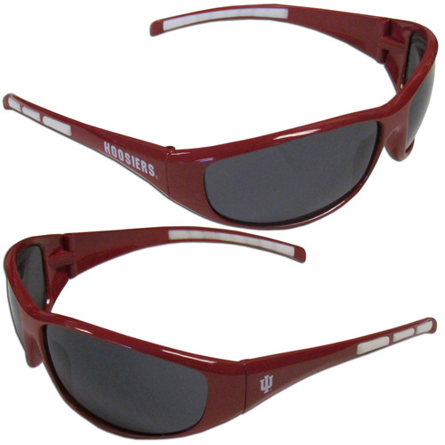Indiana Hoosiers Wrap Sunglasses