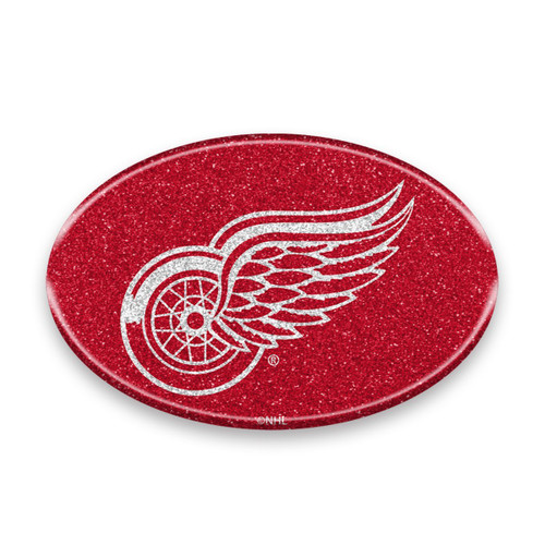Detroit Red Wings Color Bling Emblem