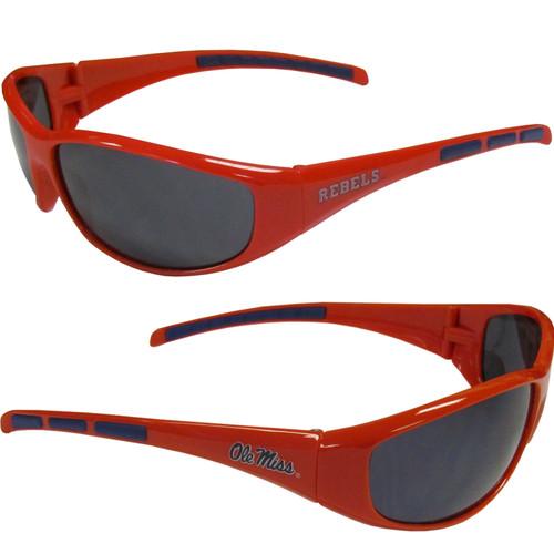 Mississippi Rebels - Ole Miss Wrap Sunglasses