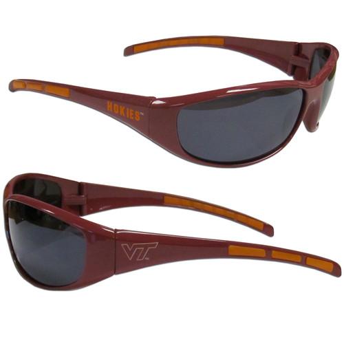 Virginia Tech Hokies Wrap Sunglasses
