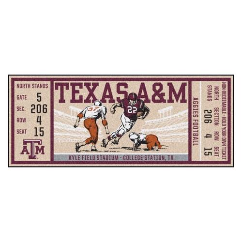 Texas A&M Aggies Ticket Runner