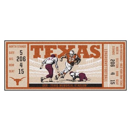 Texas Longhorns Ticket Runner