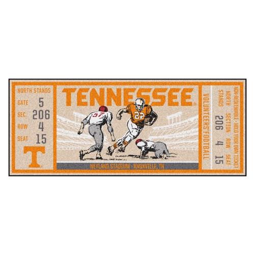 Tennessee Volunteers Ticket Runner