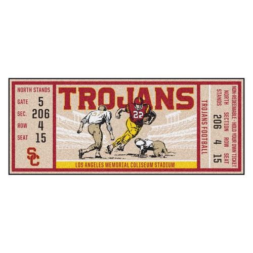 USC Trojans Ticket Runner