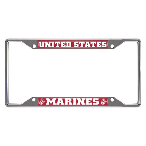 U.S. Marines License Plate Frame