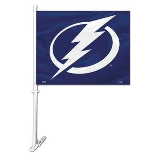 Tampa Bay Lightning NHL Car Flag