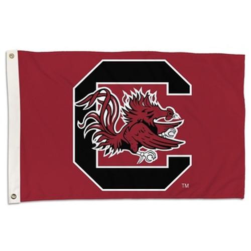 South Carolina Gamecocks Flag Banner