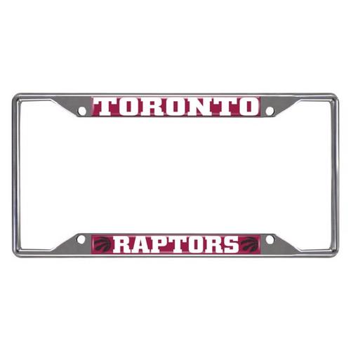 Toronto Raptors License Plate Frame