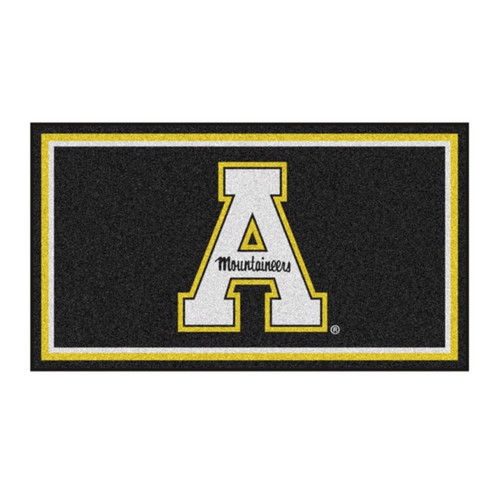 Appalachian State University 3' x 5' Ultra Plush Area Rug