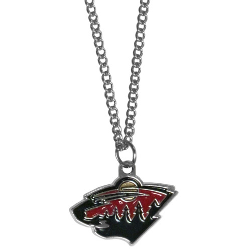 Minnesota Wild Chain Necklace