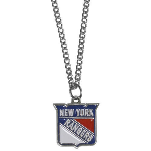 New York Rangers Chain Necklace