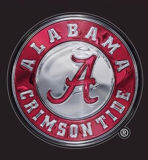 Alabama Crimson Tide 3D Decal