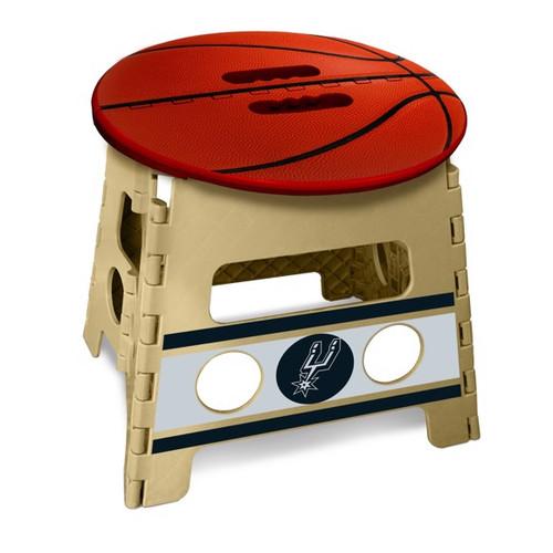 San Antonio Spurs Folding Step Stool