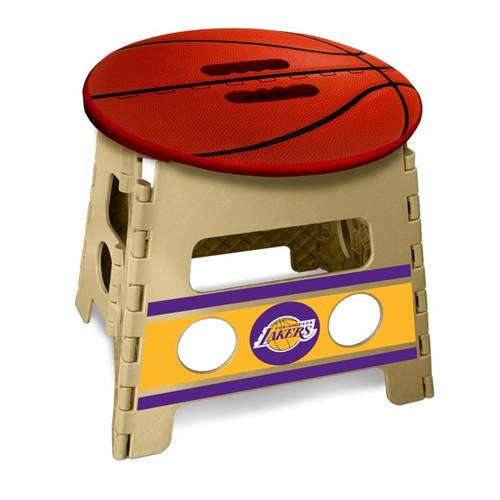 LA Lakers Folding Step Stool