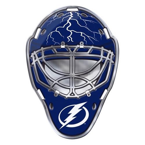 Tampa Bay Lightning Embossed Helmet Emblem