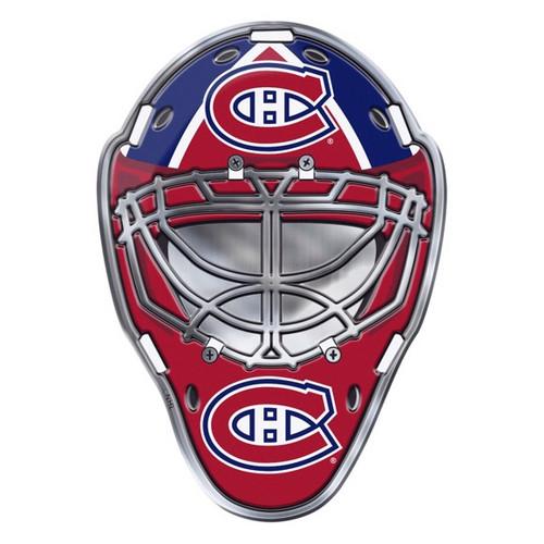 Montreal Canadiens Embossed Helmet Emblem