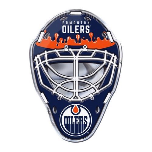 Edmonton Oilers Embossed Helmet Emblem