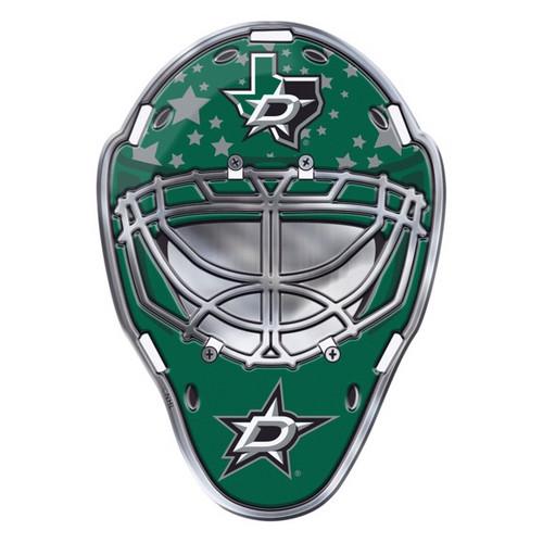 Dallas Stars Embossed Helmet Emblem