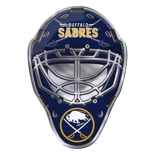 Buffalo Sabres Embossed Helmet Emblem