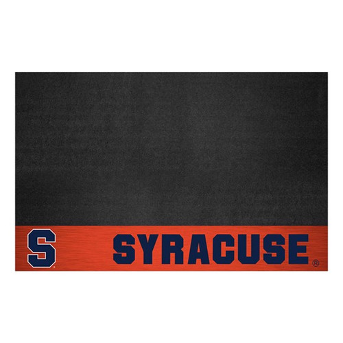 Syracuse University Grill Mat