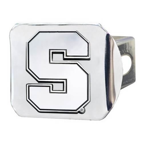 Syracuse University Chrome Hitch Cover