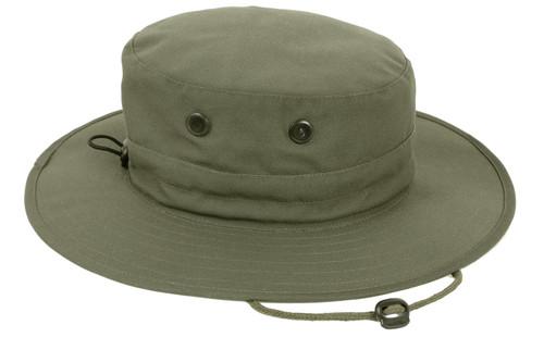 Olive Drab Adjustable Boonie Hat