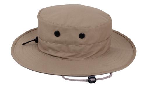 Khaki Adjustable Boonie Hat
