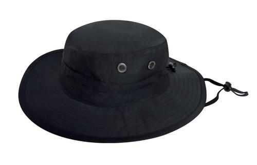 Midnight Blue Adjustable Boonie Hat