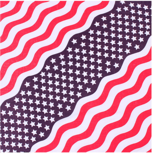 Stars & Stripes Bandana
