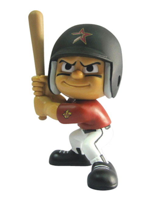 Houston Astros Action Figure Toy - Batter