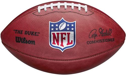 The Duke NFL Wilson Football