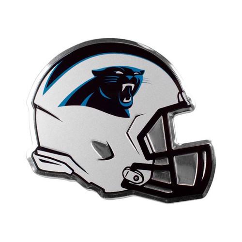 Carolina Panthers Embossed Helmet Emblem