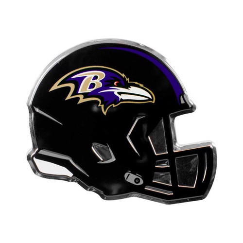 Baltimore Ravens Embossed Helmet Emblem