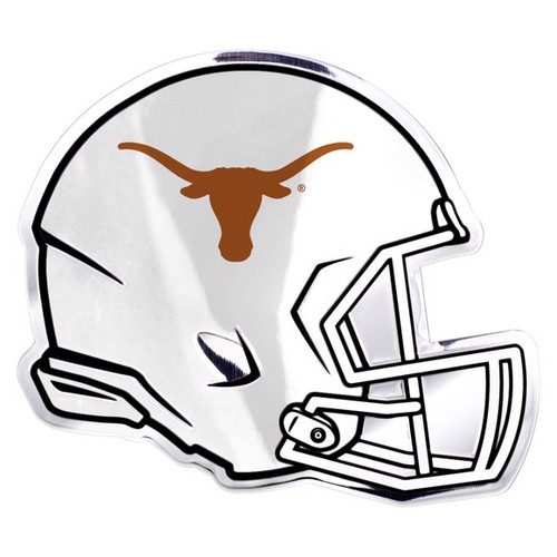 Texas Longhorns Embossed Helmet Emblem