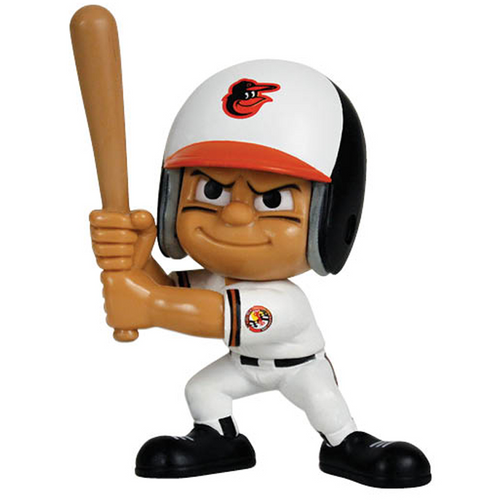 Baltimore Orioles Action Figure Toy - Batter