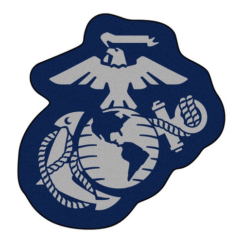 U.S. Marines Mascot Mat