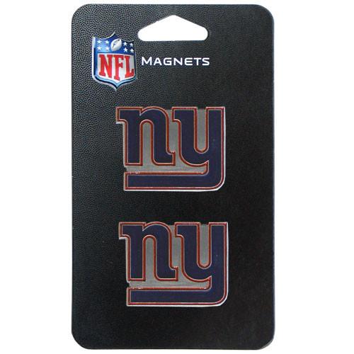 New York Giants NFL 3D Magnet Set
