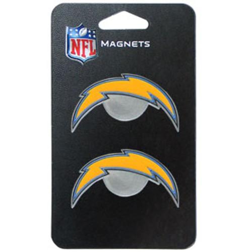 Los Angeles Chargers NFL 3D Magnet Set