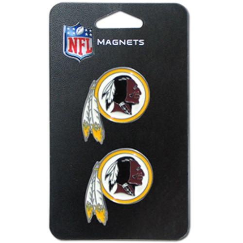 Washington Redskins NFL 3D Magnet Set