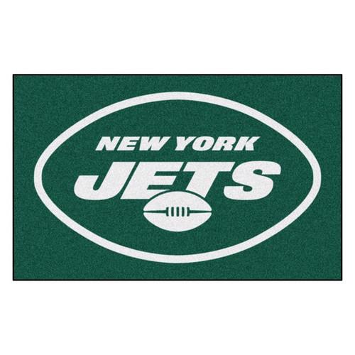 New York Jets Ulti Mat - Jets Logo