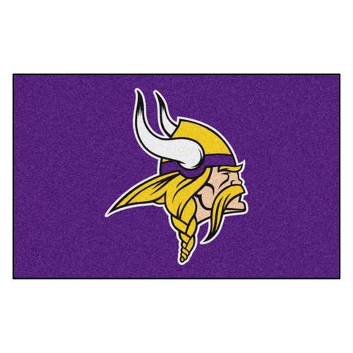 Minnesota Vikings Ulti Mat - Vikings Logo