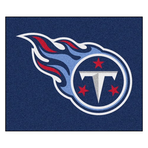 Tennessee Titans Tailgater Mat - Titans Logo