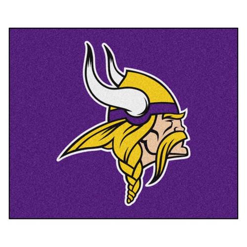 Minnesota Vikings Tailgater Mat - Vikings Logo