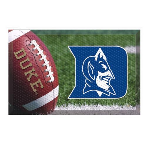 Duke Blue Devils Scraper Mat - Football