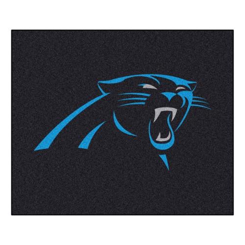 Carolina Panthers Tailgater Mat - Panthers Logo