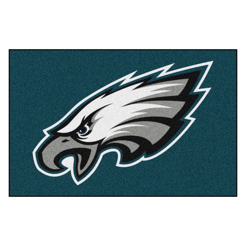 Philadelphia Eagles Mat - Eagles Logo