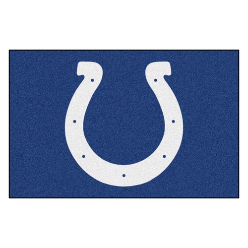 Indianapolis Colts Mat - Colts Logo
