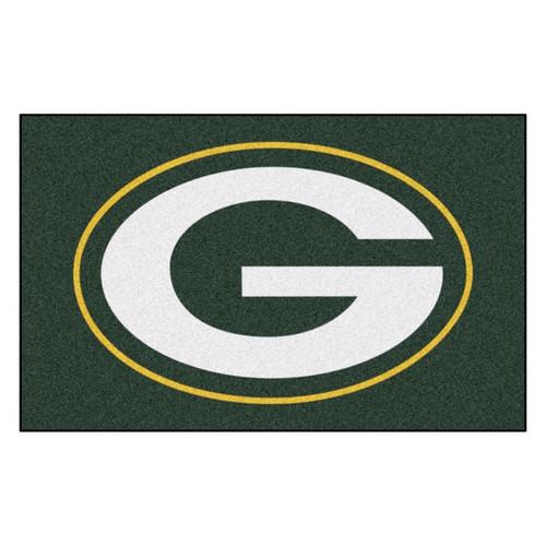 Green Bay Packers Mat - Packers G Logo