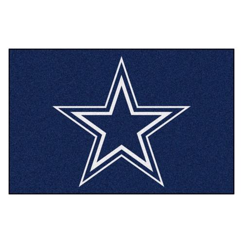Dallas Cowboys Mat - Star Logo