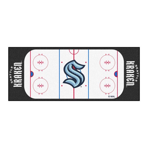 Seattle Kraken NHL Hockey Rink Runner